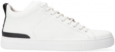 Blackstone Witte Blackstone Sneakers Rm14