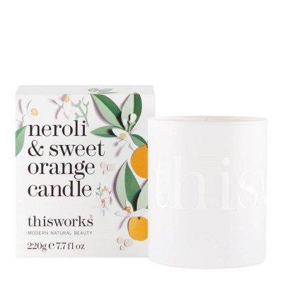 This Works This Works - Neroli & Sweet Orange Candle - 220 gr