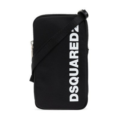 Dsquared2 Phone holder with strap
