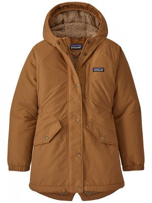 Patagonia Patagonia Insulated Isthmus Parka bruin