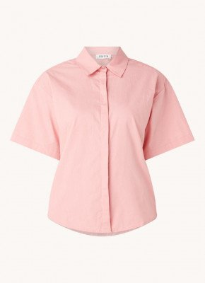 EDITED EDITED Malia blouse van biologisch katoen