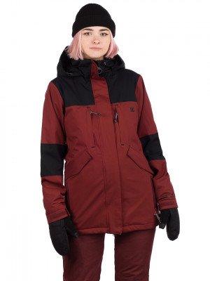 DC DC Sovereign Sympatex Jacket rood