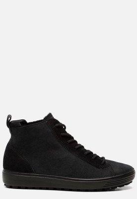 ECCO Ecco Soft 7 sneakers zwart