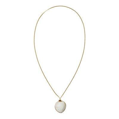 Jil Sander Shell Handmade Necklace