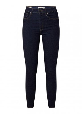 Levi's Levi's Mile high waist skinny fit jeans met stretch