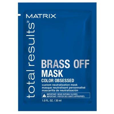 Matrix Matrix Brass Off Neutralizing Haarmasker 30ml