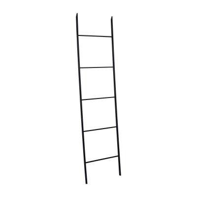 Xenos Decoratieve ladder metaal - 160x40cm