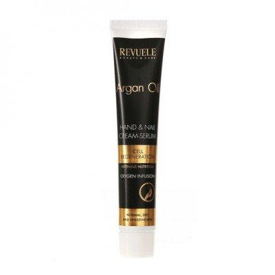 Revuele Revuele Argan Oil Hand&Nail Cream-Serum