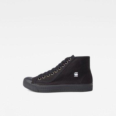 G-Star RAW Rovulc HB Mid Sneakers - Zwart - Dames