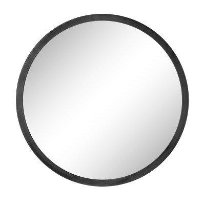 Riverdale NL Spiegel Elwin zwart rond 49cm
