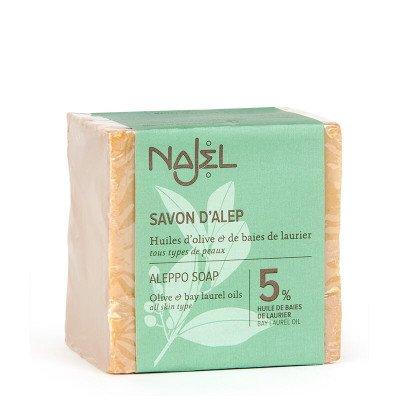 Najel Aleppo Zeep met 5% Laurierolie met - 200 gram Najel