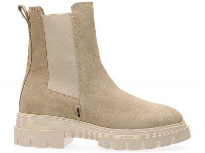 Maruti Felice Chelsea Boots Beige