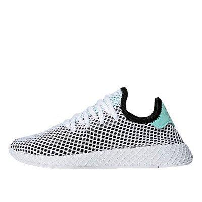 Adidas adidas Deerupt Runner Black/Green/Turqouise