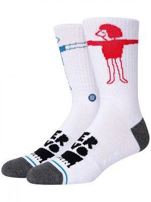 Stance Stance Lover Socks wit