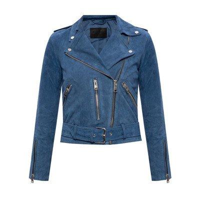 AllSaints 'Balfern' suede jacket