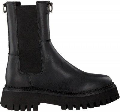 Bronx Zwarte Bronx Chelsea Boots Groov-y 47268