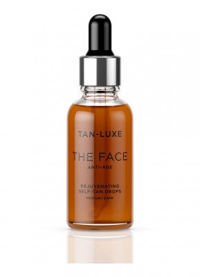 Tan-Luxe Tan-Luxe The Face Anti-Age Self-Tan Drops - zelfbruiner