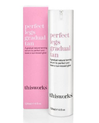 This Works This Works - Perfect Legs Gradual Tan - 120 ml