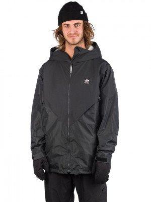 adidas Snowboarding adidas Snowboarding Premier Riding Jacket grijs