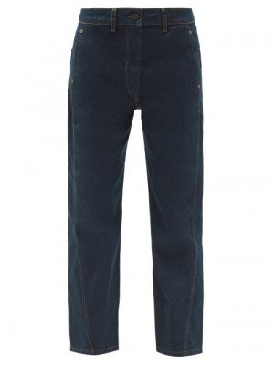 Matchesfashion Lemaire - Twisted Jeans - Womens - Denim