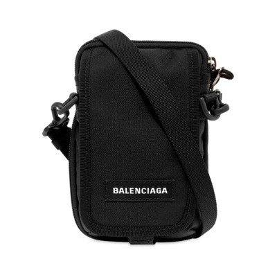 Balenciaga Explorer Logo Cross Body Bag