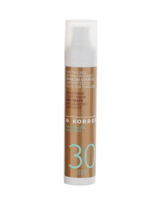 Korres Korres - Red Grape Sunscreen Face Cream SPF30 - 50 ml