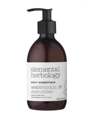 Elemental Herbology Elemental Herbology - Watermelon & Cucumber Hand & Body Moisturiser - 240 ml