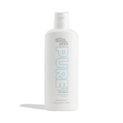 Bondi Sands Bondi Sands Light/Medium Pure Self Tan Foaming Water Zelfbruiner 200ml