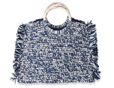 Becksondergaard Becksondergaard Mix Falka Bag Blauw Tas
