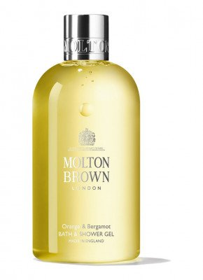 Molton Brown Molton Brown Orange & Bergamot Bath & Showergel - bad- en douchegel