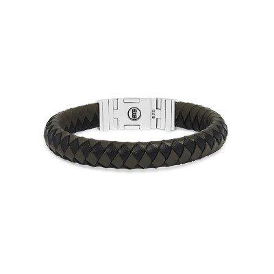 Buddha to Buddha Buddha to Buddha Armband Ben Customized Set Leer