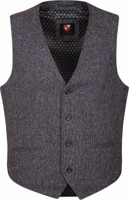 Suitable Varde Gilet Melange - Multicolour maat 50