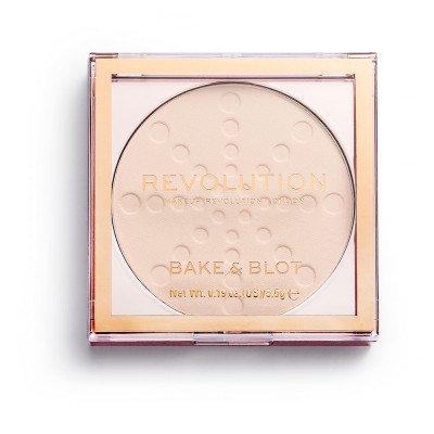 Makeup Revolution Makeup Revolution Bake&Blot Powder Translucent