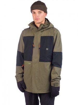 DC DC Command 30K Sympatex Jacket groen