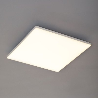 PAUL NEUHAUS Paul Neuhaus Frameless plafondlamp CCT 62x62cm