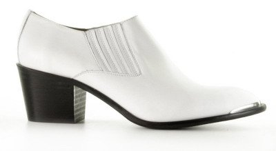 Toral Toral 11022 Wit Dames Chelseaboots