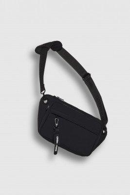 Creenstone Creenstone Techno crossbody bag - Black