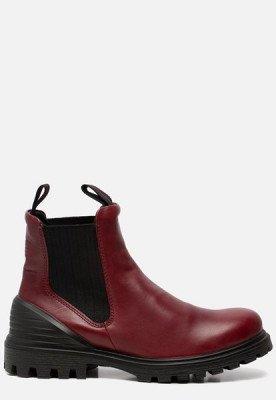 ECCO Ecco Tredtray chelsea boots rood