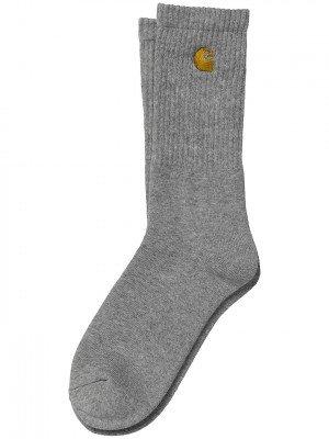 Carhartt WIP Carhartt WIP Chase Socks grijs