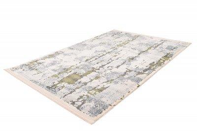 Kayoom Kayoom Vloerkleed 'Palace 200' kleur grijs / groen, 80 x 150cm