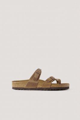 Birkenstock Birkenstock Slip-In Sandaal - Brown