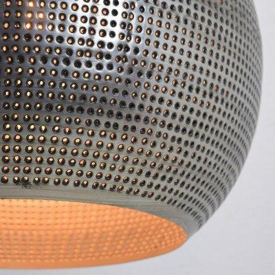 Urban Interiors Urban Interiors hanglamp 'Spike Bol XL Zink' Ø40cm