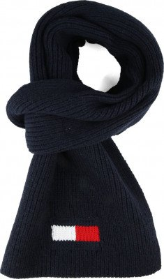 Tommy Hilfiger Tommy Hilfiger Sjaal Logo Blauw