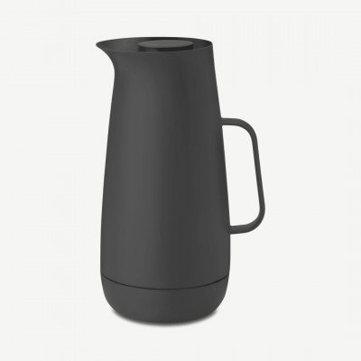 MADE.COM Stelton Foster thermoskan, antraciet