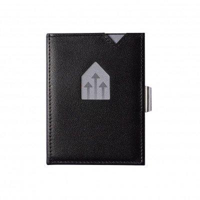 Exentri Exentri Leather Wallet Black