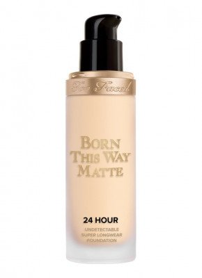 Too Faced Born This Way Matte 24 Hour Undetectable Super Longwear Foundation