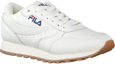 Fila Witte Fila Sneakers Orbit Jogger Low Kids