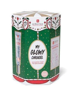 Erborian Erborian - My Glowy Carousel Clair - 15 ml + 15 gr