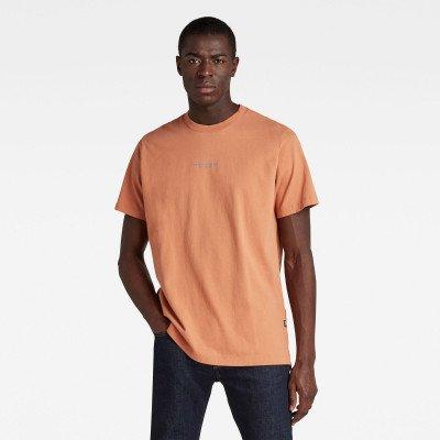 G-Star RAW Center Chest Logo GR Loose T-Shirt - Roze - Heren