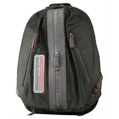 Michael Kors Kent Sport Nylon Vertical Zip Atheltic Backpack
